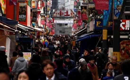 Giá tiêu dùng Nhật Bản tăng lần đầu tiên trong 13 tháng