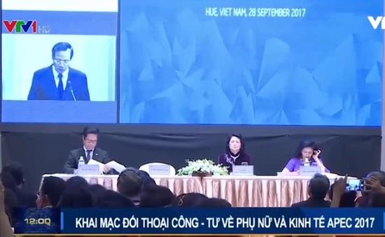 """""""Đối thoại công -  tư về Phụ nữ và Kinh tế APEC sẽ có nhiều khuyến nghị và sáng kiến mới"""""""