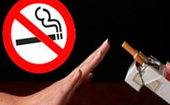 Tuyên truyền phòng chống tác hại thuốc lá trong ngành y