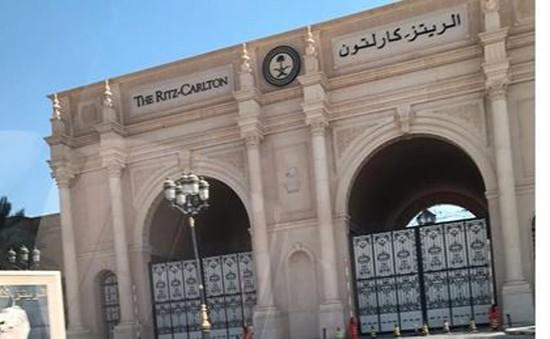 Khách sạn 5 sao biến thành nơi tạm giữ các Hoàng tử Saudi Arabia phạm tội