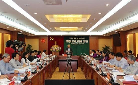 Kỷ luật cảnh cáo Ban Thường vụ Tỉnh ủy Vĩnh Phúc nhiệm kỳ 2010 - 2015