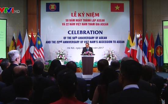 """Thủ tướng: """"Việt Nam luôn coi ASEAN là trụ cột, là ưu tiên chiến lược"""""""