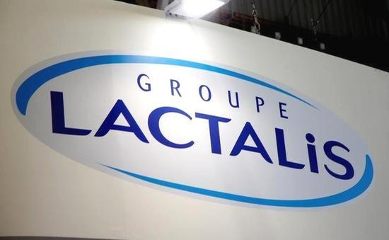 Thu hồi sữa nhiễm khuẩn của hãng Lactalis nhập về Việt Nam