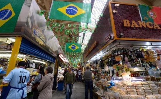 Lạm phát của Brazil rơi xuống mức thấp nhất trong gần 3 năm