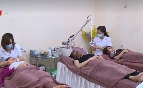 Thị trường làm đẹp tại Việt Nam ngày càng nở rộ