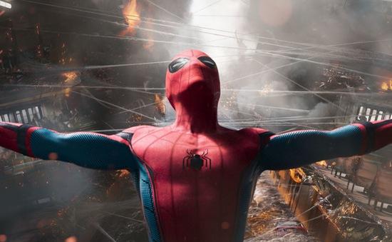 Spider-Man: Homecoming đạt doanh thu cao nhất tại Bắc Mỹ trong tuần qua