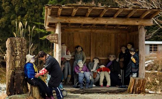 Làng bù nhìn - Câu chuyện về tình trạng già hóa dân số tại Nhật Bản