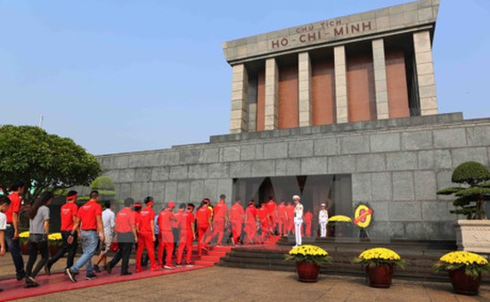Lăng Chủ tịch Hồ Chí Minh tạm ngừng tổ chức lễ viếng, tưởng niệm