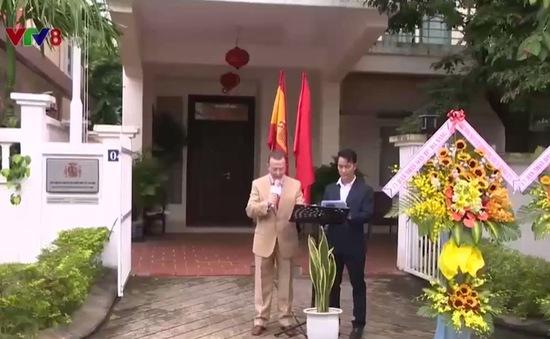 Khai trương cơ quan lãnh sự Tây Ban Nha tại Đà Nẵng