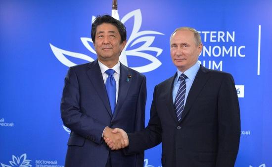 Nga, Nhật Bản lần đầu đàm phán về đảo tranh chấp