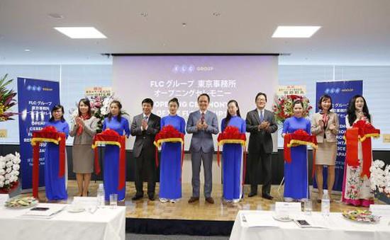 Tập đoàn FLC thành lập Văn phòng đại diện tại Nhật Bản