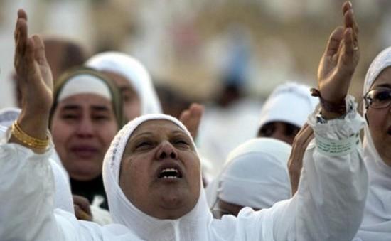 Người Hồi giáo mừng lễ Eid al-Adha