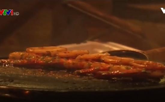 Độc đáo Lễ hội ẩm thực đường phố Mũi Né