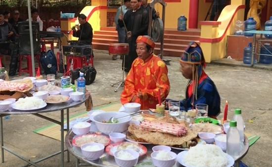 Quảng Nam rộn ràng lễ hội Bà Thu Bồn