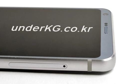 Hé lộ thêm hình ảnh rõ nét thiết kế của LG G6