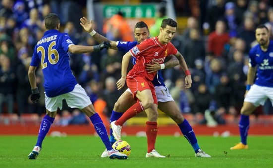 Lịch thi đấu bóng đá châu Âu rạng sáng ngày 20/9: Barcelona - Eibar, Leicester City - Liverpool