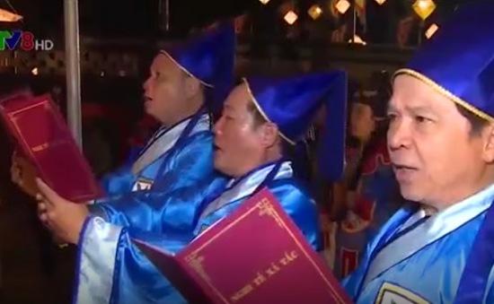 Thừa Thiên - Huế tổ chức trang trọng Lễ tế Xã Tắc