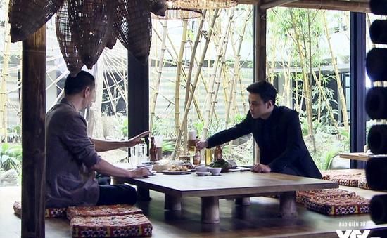 Xem trước tập 8 phim Người phán xử: 1 phút nghẹt thở giữa Lê Thành và Lương Bổng