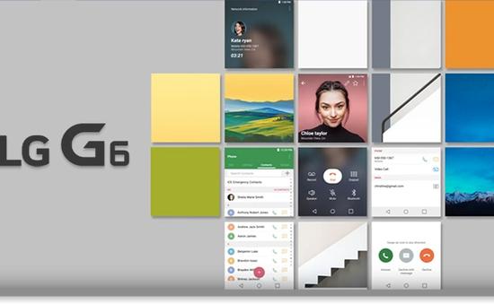 """LG tiết lộ thông tin về hệ thống camera """"ảo diệu"""" trên LG G6"""