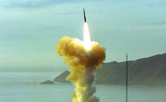 Mỹ sẽ phóng thử nghiệm tên lửa đạn đạo liên lục địa