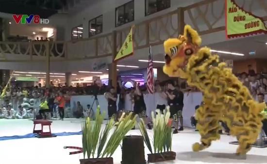 Liên hoan Lân sư rồng mở rộng tại Đà Nẵng