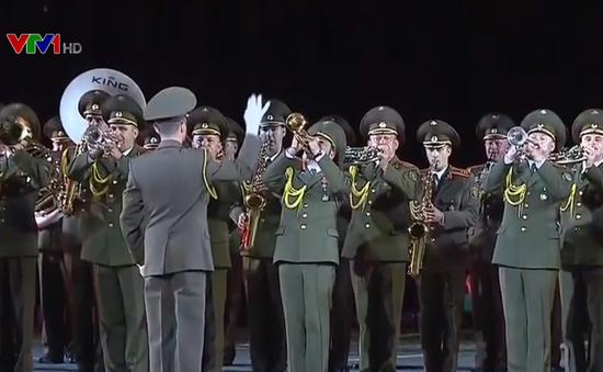 Đặc sắc Liên hoan Quân nhạc quốc tế tại Moscow, Nga