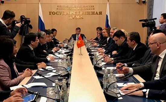 Tăng cường quan hệ Việt Nam – Liên bang Nga