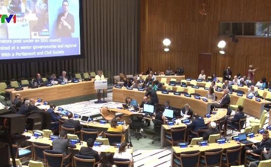 Việt Nam tham dự Diễn đàn chính trị cấp cao Liên Hợp Quốc