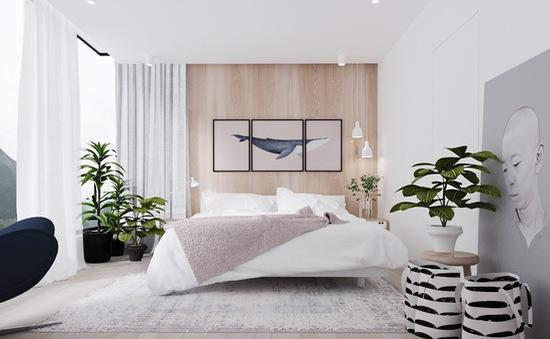 Những gợi ý cho phòng ngủ vừa sang trọng vừa hiện đại với nội thất bằng gỗ