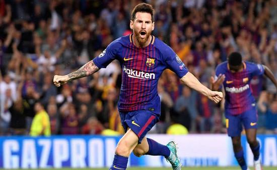 SỐC: 83% thời gian thi đấu Siêu kinh điển, Messi… đi bộ