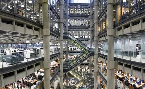 Lloyd's of London sẽ mở chi nhánh tại Brussels