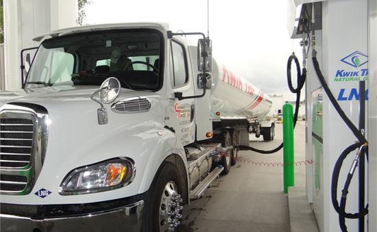 LNG - Giải pháp mới cho ngành công nghiệp ô tô Đức