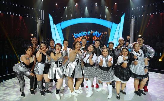 Top 16 Bước nhảy ngàn cân 2017: Xuất hiện thí sinh có cân nặng kỷ lục