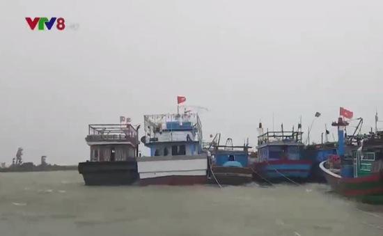 Quảng Trị: Bão số 10 gây ra lốc xoáy tại huyện Gio Linh