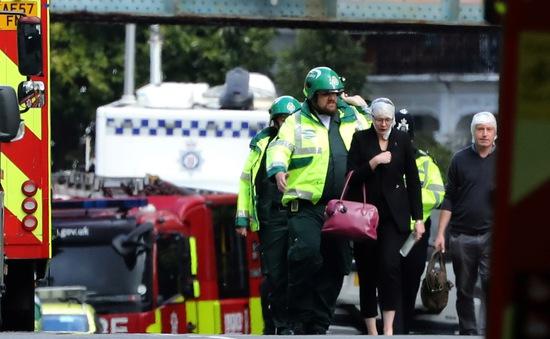 Anh bắt giữ thêm 2 nghi can khủng bố tàu điện ngầm ở London