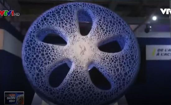 Vision - Chiếc lốp xe của tương lai