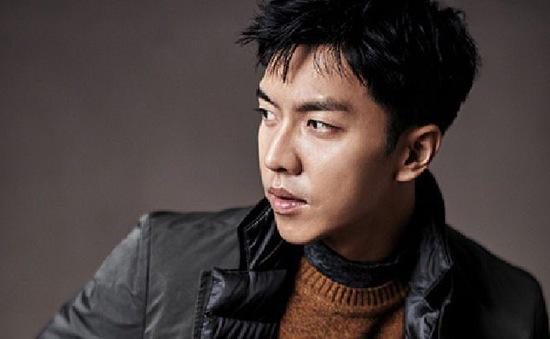 Lee Seung Gi cực nam tính trong bộ ảnh mới