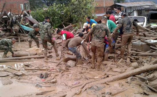 Thay đổi khí hậu đe dọa cuộc sống của 12 triệu người Colombia