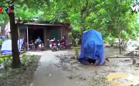1 người mất tích do lũ quét tại Bát Xát, Lào Cai