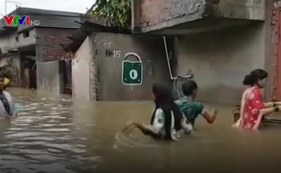 Lũ lụt nghiêm trọng tại Nam Á, hàng triệu người bị ảnh hưởng
