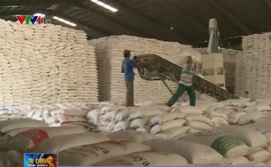 Tồn kho nhiều, doanh nghiệp gạo lao đao