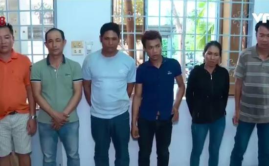Khánh Hòa: Triệt phá nhóm tội phạm lừa đảo bán đá thiên thạch