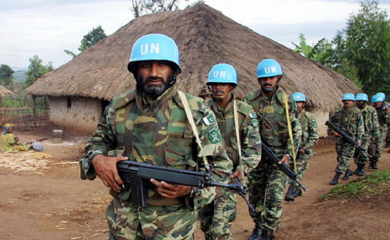 LHQ lên án vụ tấn công lực lượng gìn giữ hòa bình ở Congo