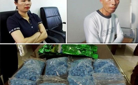 2 đối tượng vận chuyển hơn 8.000 viên ma túy bị bắt giữ tại Tây Ninh