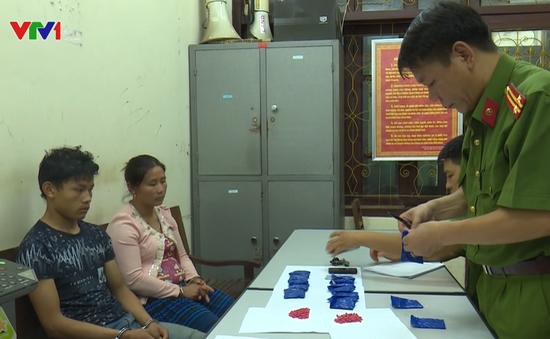Sơn La bắt vụ ma túy lớn, thu giữ 40 bánh heroin