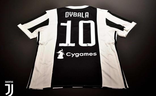 Chiếc áo số 10 huyền thoại tại Juventus có chủ nhân mới