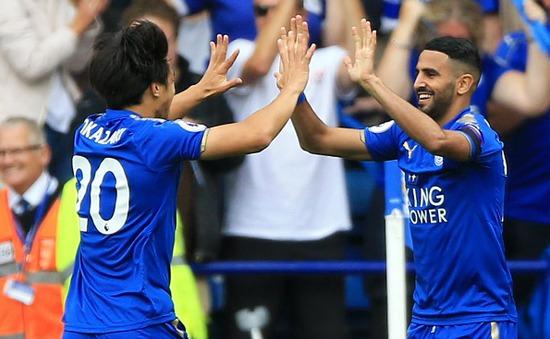 VIDEO Leicester 2-0 Brighton: Mahrez trở lại, bầy Cáo thắng ngọt ngào