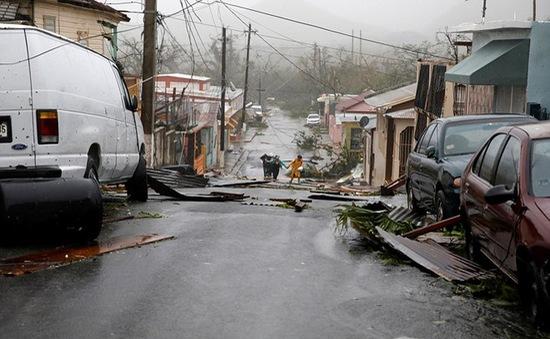 Puerto Rico yêu cầu hàng nghìn người dân sơ tán trước nguy cơ vỡ đập