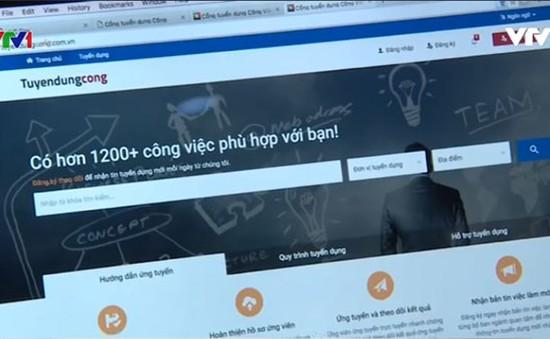 Ứng dụng công nghệ thông tin giải quyết vấn đề xã hội