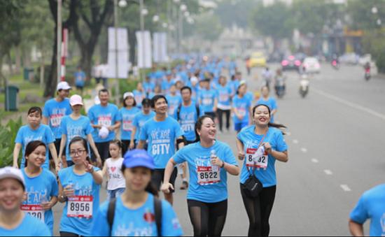 Hơn 5.000 VĐV tham dự giải Marathon Quốc tế TP.HCM 2017